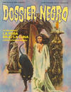 Cover for Dossier Negro (Zinco, 1981 series) #163