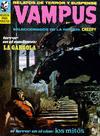 Cover for Vampus (Ibero Mundial de ediciones, 1971 series) #7