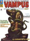 Cover for Vampus (Ibero Mundial de ediciones, 1971 series) #8