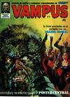 Cover for Vampus (Ibero Mundial de ediciones, 1971 series) #21