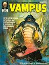Cover for Vampus (Ibero Mundial de ediciones, 1971 series) #24