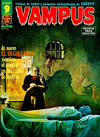 Cover for Vampus (Garbo, 1975 series) #51