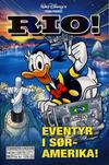 Cover for Donald Duck Tema pocket; Walt Disney's Tema pocket (Hjemmet / Egmont, 1997 series) #[67] - Rio!