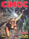 Cover for Cimoc (NORMA Editorial, 1981 series) #110