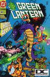 Cover for Green Lantern (DC, 1990 series) #58 [DC Universe Corner Box]