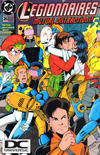 Cover for Legionnaires (DC, 1993 series) #26 [DC Universe Corner Box]