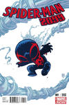 Cover for Spider-Man 2099 (Marvel, 2014 series) #1 [Skottie Young Marvel Babies Variant]