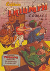 Cover for Captain Triumph Comics (K. G. Murray, 1947 series) #21