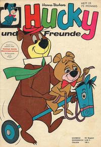 Cover Thumbnail for Hucky (Tessloff, 1963 series) #33