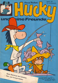 Cover Thumbnail for Hucky (Tessloff, 1963 series) #30