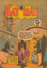 Cover Thumbnail for Batman (K. G. Murray, 1950 series) #66