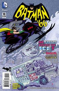Cover Thumbnail for Batman '66 (DC, 2013 series) #10