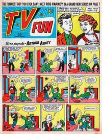 Cover Thumbnail for T.V. Fun (Amalgamated Press, 1953 series) #95