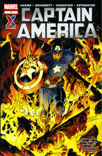 Cover Thumbnail for AAFES 17th Edition [Captain America] (Marvel, 2014 series) #17