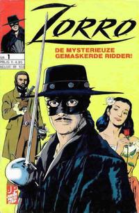 Cover Thumbnail for Zorro (Juniorpress, 1991 series) #1