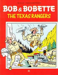 Cover Thumbnail for Bob & Bobette (Ravette Books, 1989 series) #3 - The Texas Rangers