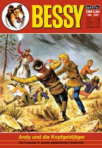 Cover Thumbnail for Bessy (Bastei Verlag, 1965 series) #495