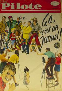 Cover Thumbnail for Pilote (Société d'édition Pilote, 1959 series) #1