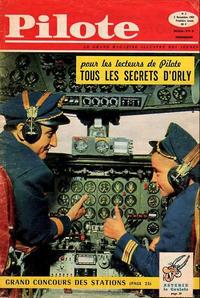Cover Thumbnail for Pilote (Société d'édition Pilote, 1959 series) #2