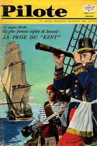 Cover Thumbnail for Pilote (Société d'édition Pilote, 1959 series) #3
