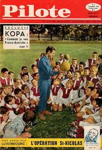 Cover Thumbnail for Pilote (Société d'édition Pilote, 1959 series) #6