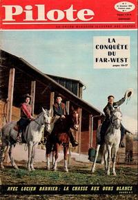 Cover Thumbnail for Pilote (Société d'édition Pilote, 1959 series) #7