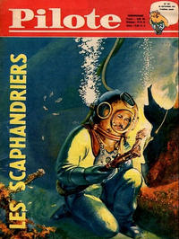 Cover Thumbnail for Pilote (Dargaud, 1960 series) #101