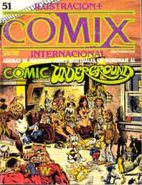 Cover Thumbnail for Ilustración + Comix Internacional (Toutain Editor, 1980 series) #51