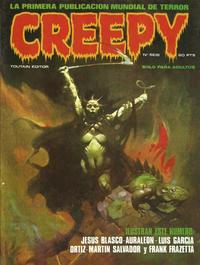 Cover Thumbnail for Creepy (Toutain Editor, 1979 series) #6