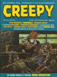 Cover Thumbnail for Creepy (Toutain Editor, 1979 series) #39