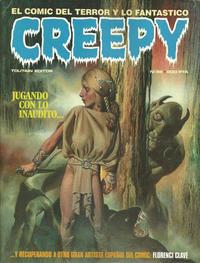 Cover Thumbnail for Creepy (Toutain Editor, 1979 series) #66