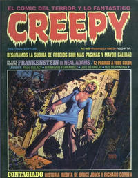 Cover Thumbnail for Creepy (Toutain Editor, 1979 series) #45
