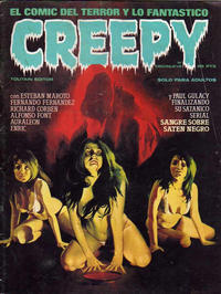 Cover Thumbnail for Creepy (Toutain Editor, 1979 series) #19