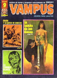 Cover Thumbnail for Vampus (Garbo, 1975 series) #70