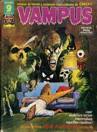 Cover Thumbnail for Vampus (Garbo, 1975 series) #44