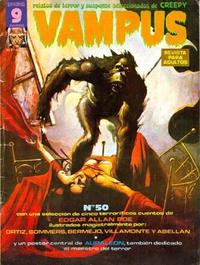 Cover Thumbnail for Vampus (Garbo, 1975 series) #50