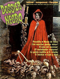 Cover Thumbnail for Dossier Negro (Zinco, 1981 series) #216