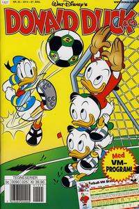 Cover Thumbnail for Donald Duck & Co (Hjemmet / Egmont, 1948 series) #25/2014