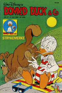 Cover Thumbnail for Donald Duck & Co (Hjemmet / Egmont, 1948 series) #27/1989