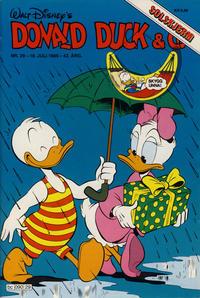 Cover Thumbnail for Donald Duck & Co (Hjemmet / Egmont, 1948 series) #29/1989