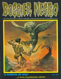 Cover Thumbnail for Dossier Negro (Ibero Mundial de ediciones, 1968 series) #50