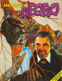 Cover Thumbnail for Dossier Negro (Ibero Mundial de ediciones, 1968 series) #56