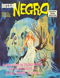 Cover Thumbnail for Dossier Negro (Ibero Mundial de ediciones, 1968 series) #61