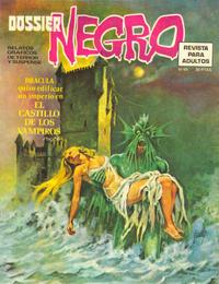 Cover Thumbnail for Dossier Negro (Ibero Mundial de ediciones, 1968 series) #65