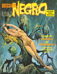Cover Thumbnail for Dossier Negro (Ibero Mundial de ediciones, 1968 series) #67