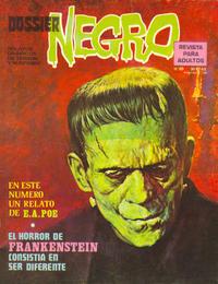 Cover Thumbnail for Dossier Negro (Ibero Mundial de ediciones, 1968 series) #69