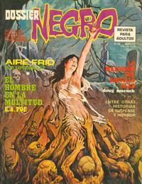 Cover Thumbnail for Dossier Negro (Ibero Mundial de ediciones, 1968 series) #70