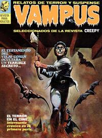 Cover Thumbnail for Vampus (Ibero Mundial de ediciones, 1971 series) #1