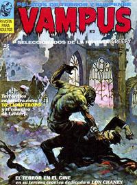 Cover Thumbnail for Vampus (Ibero Mundial de ediciones, 1971 series) #3