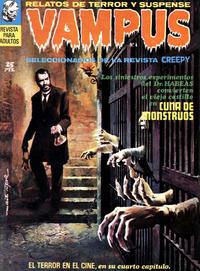 Cover Thumbnail for Vampus (Ibero Mundial de ediciones, 1971 series) #4